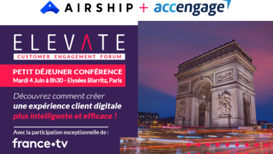 Photo de Rendez-vous au « Customer Engagement Forum Paris »