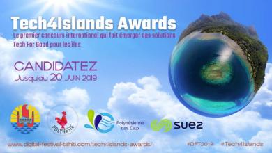 Photo de [Appel à candidatures] Tech4Islands Awards
