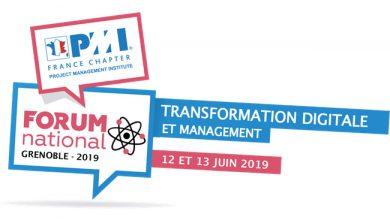 Photo de [Forum National du PMI] La transformation digitale et le management