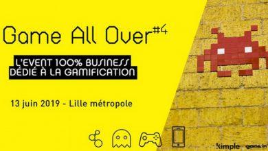 Photo de [Game All Over] La 4ème édition