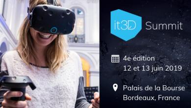 Photo de [it3D Summit] La 4ème édition spéciale Réalité Virtuelle