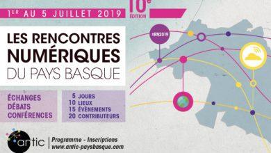 Photo de [Les Rencontres Numériques 2019] Le Pays Basque fête le numérique