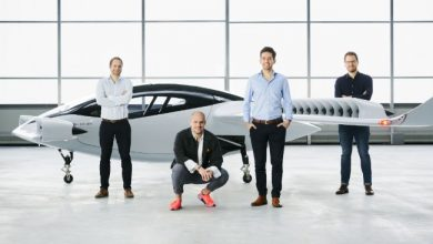 Photo de La start-up allemande Lilium se lance dans la course aux taxis volants