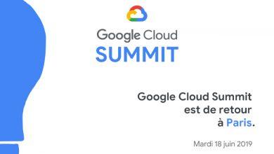 Photo de [Google Cloud Summit] Dernières places, inscrivez-vous !