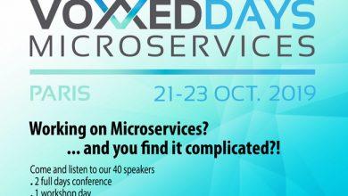 Photo de [Voxxed Days] Focus on Microservices