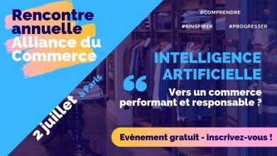Photo de [Alliance du Commerce] IA : vers un commerce performant et responsable ?