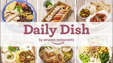 Photo de Face à Grubhub et Uber Eats, Amazon ferme son service de livraison de repas