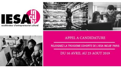 Photo de [Appel à candidatures] IESA Incub' Paris