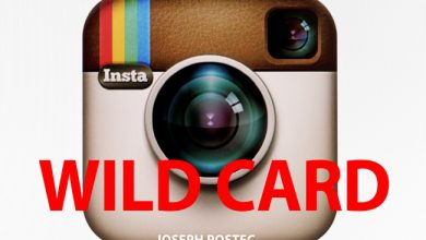 Photo de [WILD CARD] Pour les insta-lova !