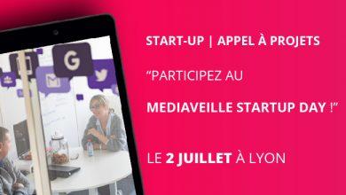 Photo de [Appel à candidatures] Mediaveille Startup Day #2