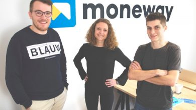 Photo de [INSIDERS] La néobanque Moneway lève plus d'1 million d'euros et lance sa version bêta