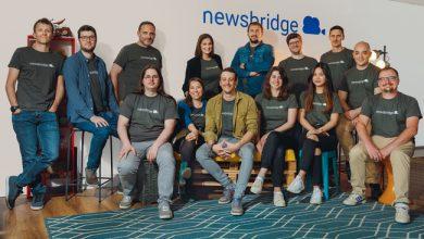 Photo de Newsbridge lève 1,5 million d'euros pour optimiser la création de contenus vidéo dans l'audiovisuel