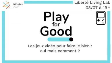 Photo de [Play for Good] Les jeux vidéos pour faire le bien, oui mais comment ?