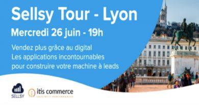 Photo de [Sellsy Tour Lyon] Workshop et Cocktail: Dompter le digital pour vendre plus