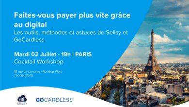 Photo de [Sellsy Tour Paris] Les outils, méthodes et astuces de Sellsy et GoCardiess