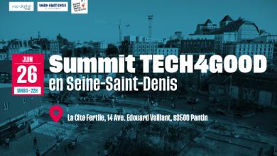 Photo de [CapDigital] Tech4Good Summit