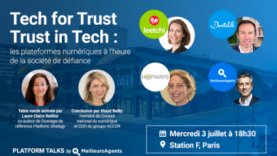 Photo de Tech for Trust, Trust in Tech : la confiance à l'ère des plateformes numériques