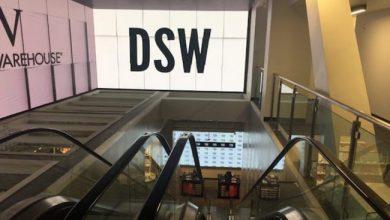 Photo de DSW, le chausseur aux idées larges