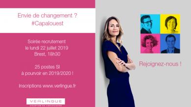 Photo de Soirée recrutement : 25 postes SI à pourvoir en 2019/2020 !