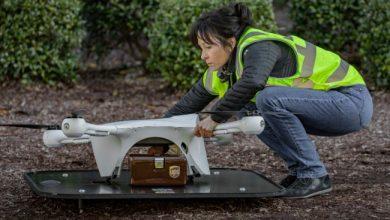 Photo de Livraison par drone: UPS entre dans la course