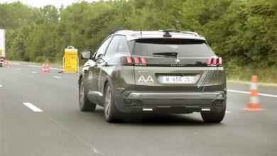 Photo de Sur l'A10, des tests préparent l'arrivée des voitures autonomes
