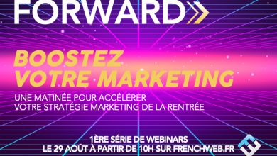 Photo de [FORWARD] Réussir son webinar en 8 points clés ?