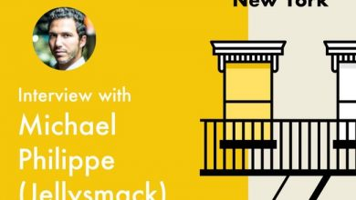 Photo de [Oui Are New York] Michael Philippe: il a créé LeKiosk en France et Jellysmack aux Etats-Unis