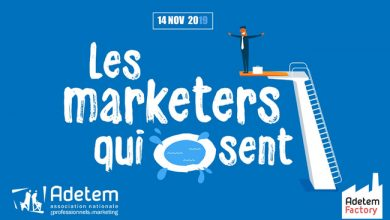 Photo de Adetem Factory : les marketers qui osent !