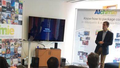 Photo de La plateforme OTT Alchimie rachète la startup TVPlayers pour conquérir le marché britannique