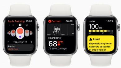 Photo de [Keynote Apple] Apple Watch, à l'heure de votre santé