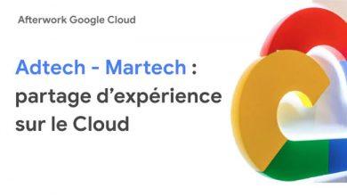 Photo de Adtech – Martech : partage d'expérience sur le Cloud