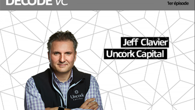 Photo de Decode VC avec Jeff Clavier, fondateur d'Uncork Capital
