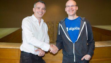 Photo de La startup Algolia lève 110 millions de dollars pour son moteur de recherche dédié aux entreprises