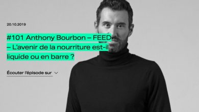 Photo de [PODCAST] Anthony Bourbon (Feed): l'avenir de la nourriture est-il liquide ou en barre?