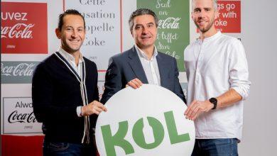 Photo de Livraison de boissons: Coca-Cola European Partners prend une participation dans le Français Kol