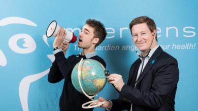 Photo de [FW Radar] Meersens, l'application qui veut donner aux citoyens les outils pour améliorer leur santé