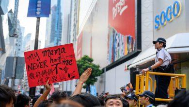 Photo de Hong Kong: Apple accusé de soutenir les manifestants avec une nouvelle appli
