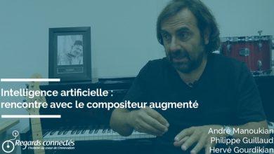 Photo de Intelligence artificielle: André Manoukian et le compositeur augmenté