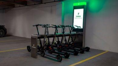 Photo de Trottinettes électriques: Paris expérimente des parkings de rechargement