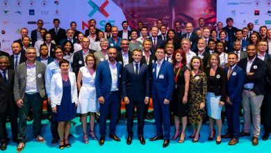 Photo de [Made in Océan Indien] Forum NxSE: lorsque la French Tech de la Réunion reçoit Emmanuel Macron…