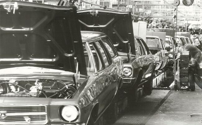 L'échec face à une rupture: le cas de General Motors dans les années 70
