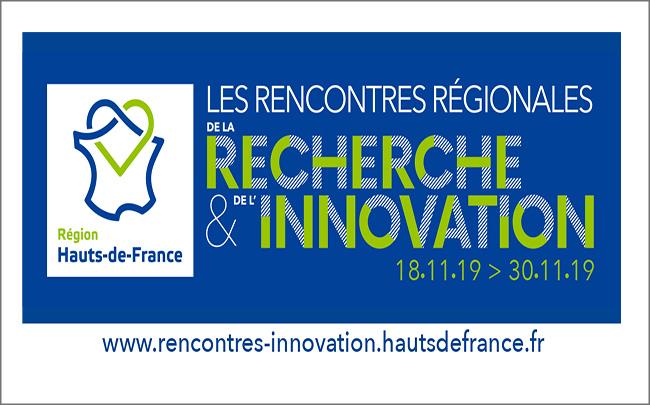 3ème édition des Rencontres régionales de la Recherche et de l'Innovation