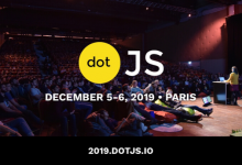 Photo de dotJS 2019