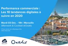 Photo de Sellsy Tour Marseille – Performance commerciale : les 10 tendances digitales à suivre en 2020