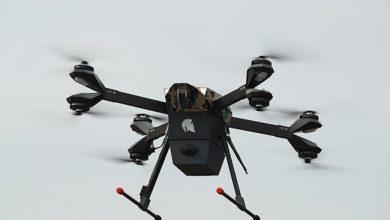 Photo de Les drones sauveteurs à la conquête du ciel