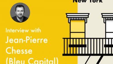 Photo de [Oui Are New York] Jean-Pierre Chessé (Bleu Capital): d'entrepreneur en Chine à investisseur à New York