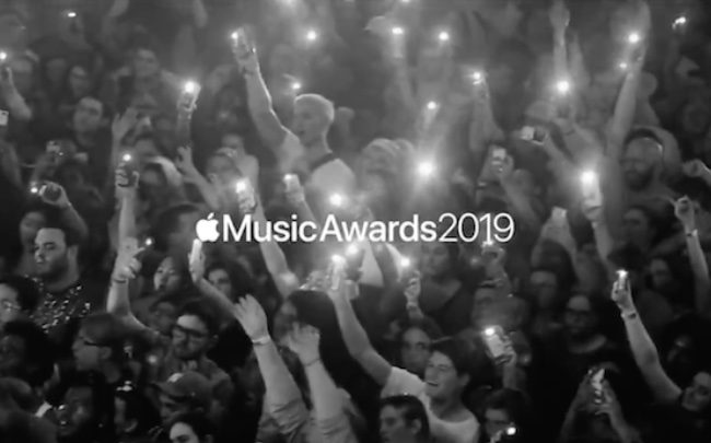 Apple Music Awards : quel artiste Apple a-t-il récompensé ?