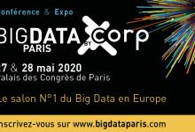 Photo de Tout l'écosystème big data réuni à Paris pour dessiner la société big data de demain