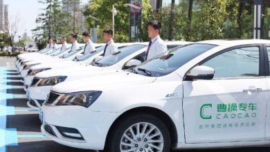Photo de La plateforme chinoise de VTC Caocao débarque à Paris, son premier marché étranger