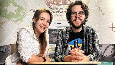 Photo de 1,6 million d'euros pour Hootside, l'application de jeux vidéo en réalité augmentée